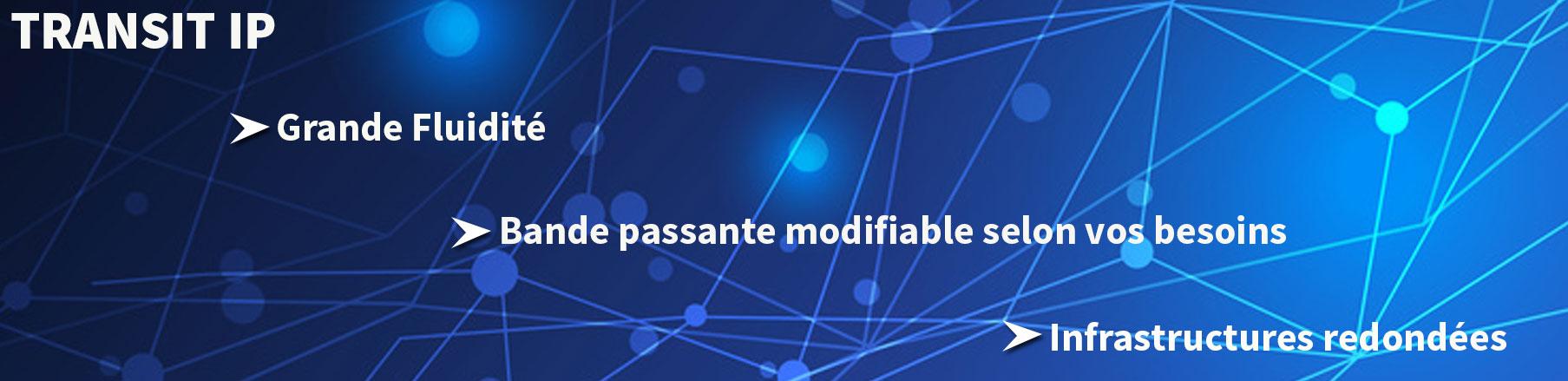 Transit IP Cloudata